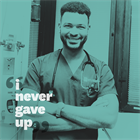 MONTHLY INSPIRATION | FROM JANITOR TO PASSIONATE NURSE | FRANK BAEZ