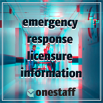EMERGENCY RESPONSE LICENSURE INFORMATION