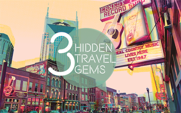 SURPRISING TRAVEL LOCATIONS: 3 HIDDEN GEMS YOU DON'T WANT TO MISS