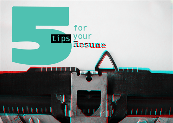 5 TIPS TO BOLSTER YOUR TRAVEL NURSING RESUME